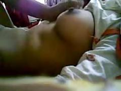 Bangladeshi Bhabhi with Her..