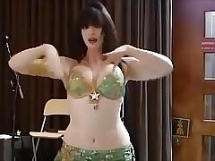 hot vitals dance