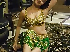 Hot Indian dancer