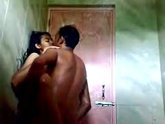 Indian Teen Bonking all over..