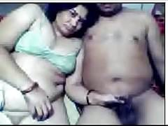 matured indian couple on..