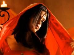 Indian Dancer Plus Downcast..