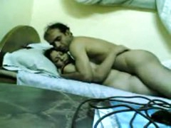 Desi indian wife stake with..