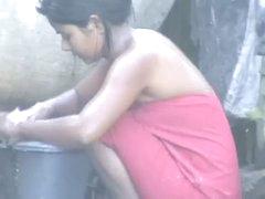 wow... socking desi village..