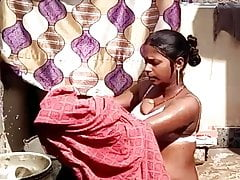 Pregnant Desi Indian Village..
