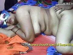 Desi dispirited bbw bhabi..
