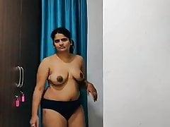 Telugu Ofz aunty after sex