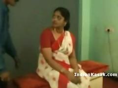 Indian tamil school teacher..