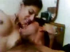 South Indian Gal Giving Lots..