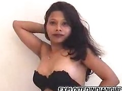 Indian babe strips then..