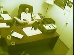 Horny Secretary Office..