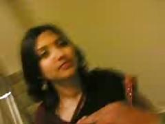 Indian Saree vs Indian Cock